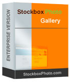 stockbox photo gallery software