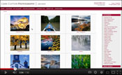 stockbox photo art gallery software video